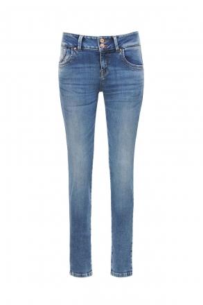 LTB Damen Stretch Jeans MOLLY M Yule Wash