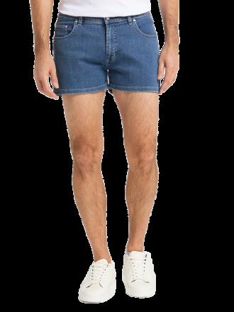 PIONEER Jeans Stretch-Short 1330-9818-05 Stone W31