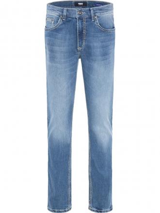 PIONEER Megaflex Jeans RANDO 1654-9923-346 Stone Used W31 | L30