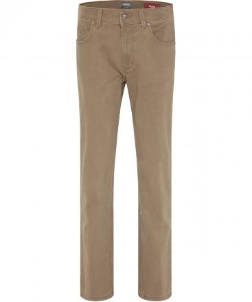 PIONEER Stretch Gabardine-Jeans Rando 1680-3881-24 Beige