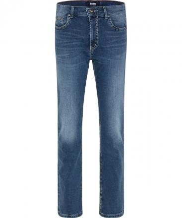 PIONEER Megaflex Jeans RANDO 1654-9740-372 Stone Used