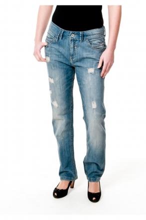 BLEND-She 6524-889 Vintage-Jeans stone-used