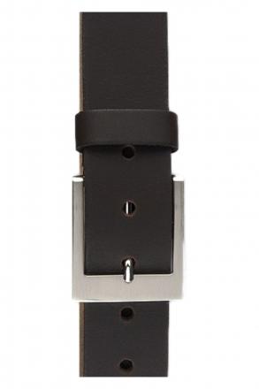 Götz Ledergürtel 401395 4 cm breit Rindleder braun | 120