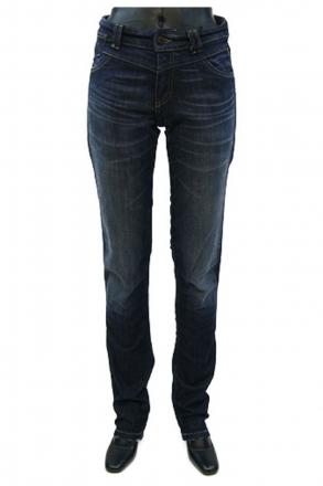 BLEND - She Stretch Super-Röhren-Jeans dark-blue 6904-662