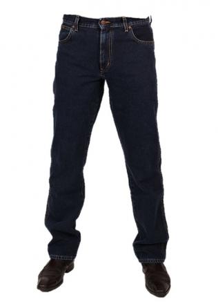 WRANGLER Jeans TEXAS W121-04-001 blue-black w44 | L34