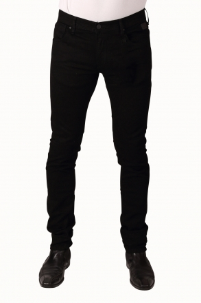 BLEND Stretch-Jeans 703119-76204 Cirrus Black Slim Leg