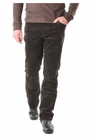 PIONEER 1144-3213-37 Cord-Stretch-Jeans RON Steel