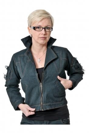 BUCK`s - LOHAS BJ54 Öko Damen Jeans Jacke -Miss twy-