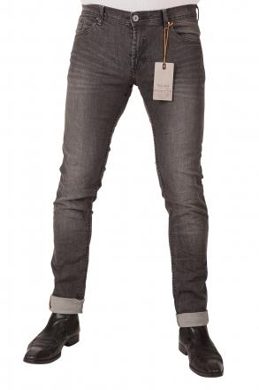 BLEND Stretch-Jeans 703103-76205 Cirrus Denim Grey Slim