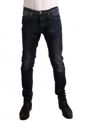 BLEND Stretch-Jeans 20701295-76201 JET FIT Slim Denim Middle Blue