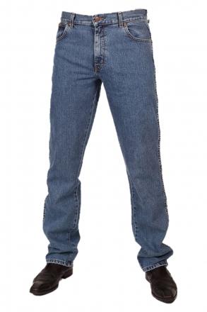 WRANGLER Jeans TEXAS W121-05-096 stonewashed stone | W30 | L30