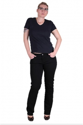 LTB 5694-200 ASPEN black Stretch Röhren-Jeans