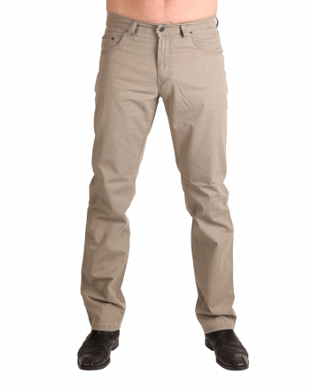 PIONEER Stretch Baumwoll-Jeans RON 1144-3716-21 sand W32 | L30