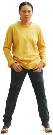 FLAXXXs BJ1009 Öko Shirt langarm uni R-A
