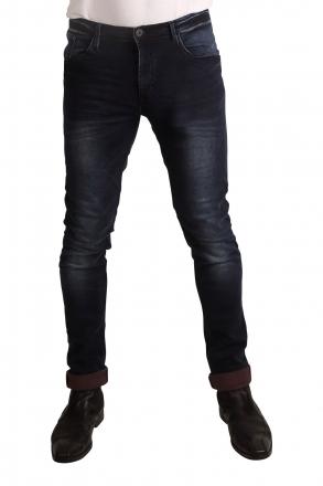 BLEND Stretch Jogging-Jeans 20701674-76204 JET Slim Dark Blue W28 | L32