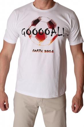Gin Tonic Herren T-Shirt 78647-1000 weiß