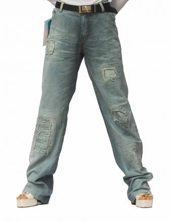 BUCK`s - LOHAS BJ218 Limited Öko Jeans abwasserfrei W34 | L34