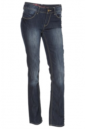 BLEND - She LIGHT  6531-705 Stretch Röhren-Jeans dark-used W25 | L32