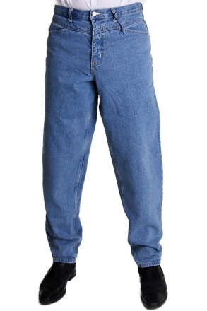 BUCK`s BJ24 Karottenjeans stonewashed Louisiana