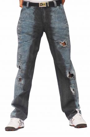 BUCK`s - LOHAS BJ211 Limited-No.568 Öko Herren-Jeans