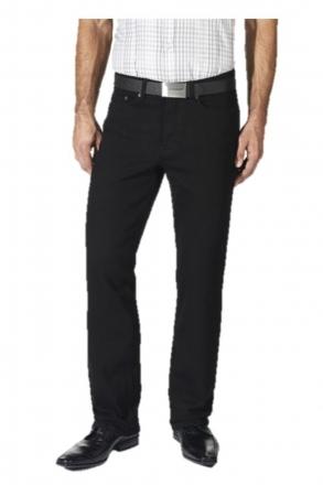 Paddocks Herren Stretch Jeans Ranger schwarz