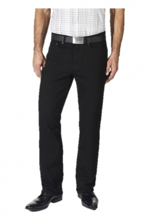 Paddocks 253.635.6001 Ranger black Stretch-Jeans