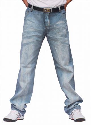 BUCK`s - LOHAS BJ219 Limited Öko Jeans abwasserfrei
