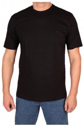 MARVELiS 2816 Premium T-Shirt schwarz Rundhals