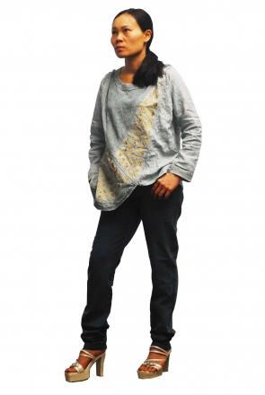 BUCK`s - LOHAS BJ113 Öko Damen Shirt Style: ZOE