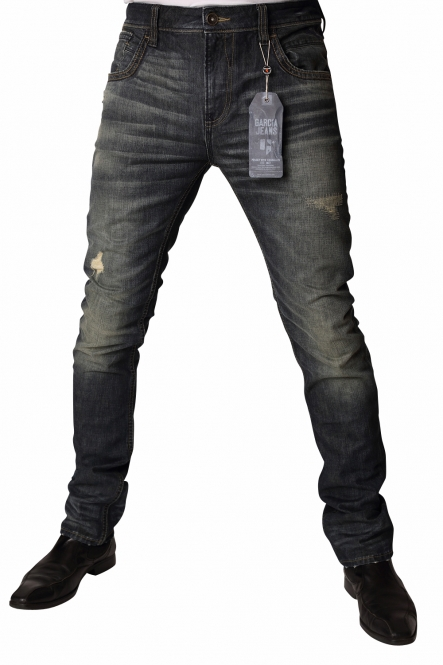 Garcia LUCCO Herren Jeans 600 1488 Vintage Heavy Used W28   L32