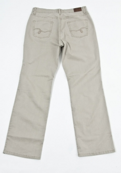 PIONEER 2679-3717-232 Damen Sommer Stretch-Jeans  PAT beige