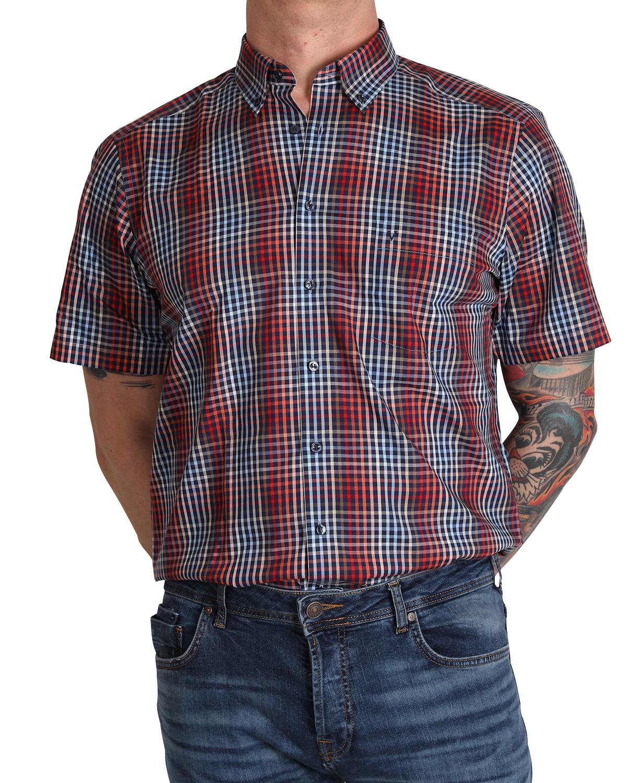 new styles af52d 971a7 Jeans & Mode | Übergrössen Hemden | MARVELiS-Hemd 7252-32-35 ...