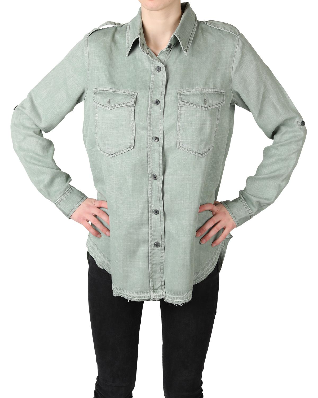 best cheap 13acd fa71b LTB Damen Hemd-Bluse 45219-2765 Chinos Grey