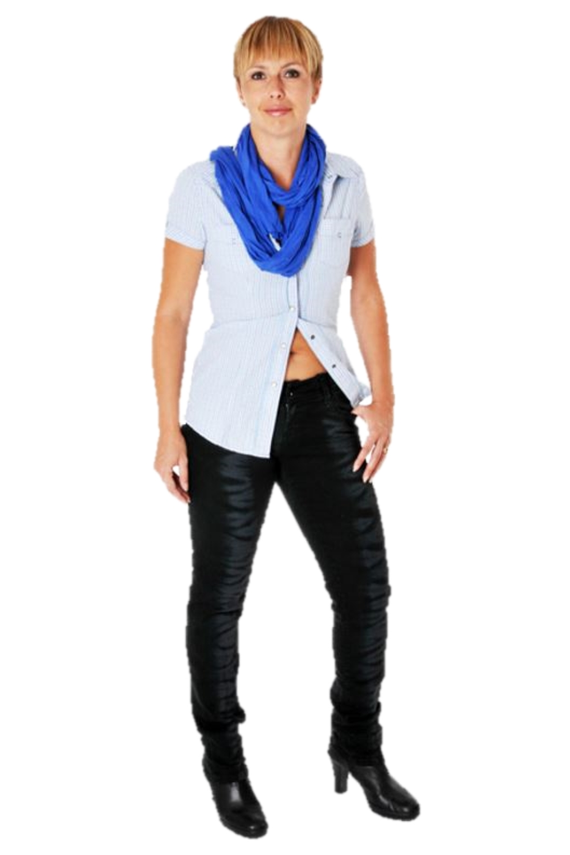 size 40 1196b 60e33 BLEND - She SKY 6506-836 Stretch Röhren-Jeans black