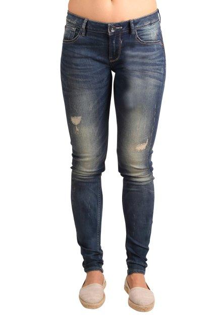 garcia damen stretch jeans riva 203 1416 superslim navy. Black Bedroom Furniture Sets. Home Design Ideas