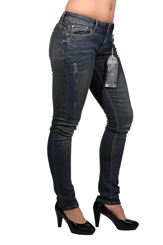 garcia damen stretch jeans riva 261 2252 slim vintage tinted. Black Bedroom Furniture Sets. Home Design Ideas