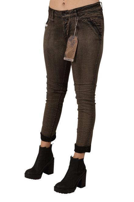 garcia damen stretch jeans luca j50312 1746 beech. Black Bedroom Furniture Sets. Home Design Ideas