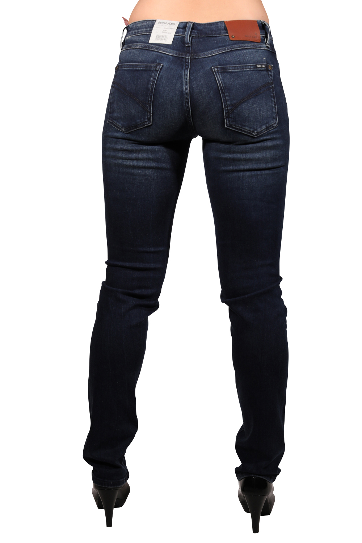 garcia damen strech jeans rachelle 271 2247 aged marine. Black Bedroom Furniture Sets. Home Design Ideas