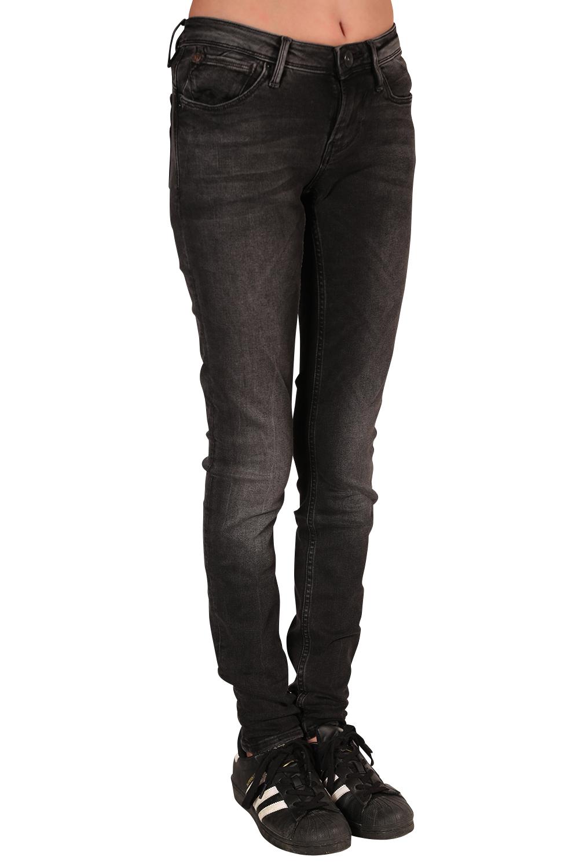 garcia damen stretch jeans riva 203 2249 super slim black rock. Black Bedroom Furniture Sets. Home Design Ideas