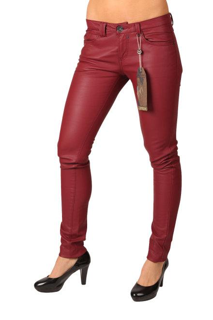 garcia damen kunstleder jeans riva i50116 1664 superslim. Black Bedroom Furniture Sets. Home Design Ideas