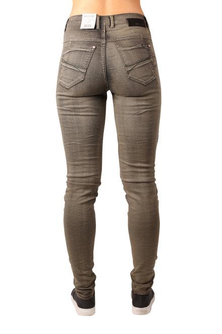 garcia damen slim jeans celia g50113 army wash. Black Bedroom Furniture Sets. Home Design Ideas